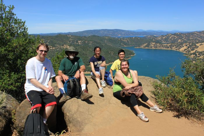 Lake Beryessa Hiking